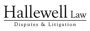 Hallewell Law Logo